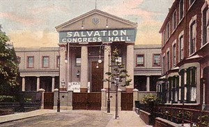 Photo:In its heyday, the Congress Hall in Clapton attracted more worshippers than any other place in Hackney